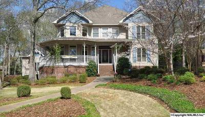 Single Family Home For Sale: 722 Mullins Hill Circle