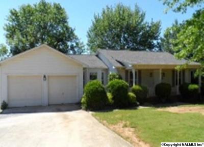 Harvest Single Family Home For Sale: 14979 Baptist Camp Road
