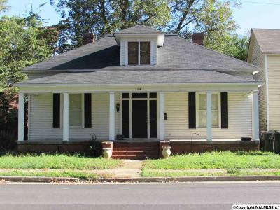 Single Family Home For Sale: 504 Walnut Street