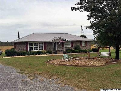 Geraldine Single Family Home For Sale: 1060 County Road 329
