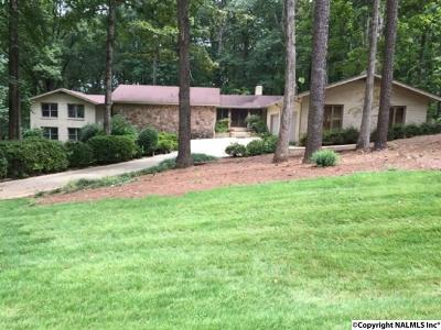 Decatur Single Family Home For Sale: 4312 Willow Bend Road