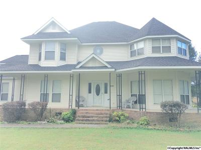 Brownsboro Single Family Home For Sale: 1514 Wall Road
