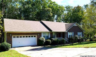 Arab Single Family Home For Sale: 616 Meadowwood Circle
