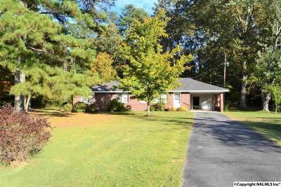 Madison County, Limestone County Single Family Home Contingent: 21640 Looney Road