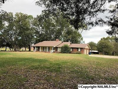 Boaz Single Family Home For Sale: 5092 Summerville Road