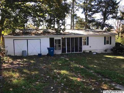 Grant Single Family Home For Sale: 418 Weaver Road