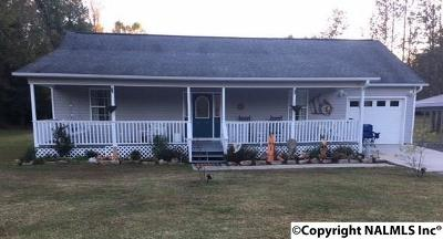 Scottsboro AL Single Family Home For Sale: $119,900