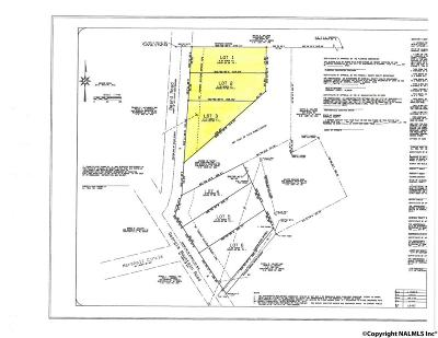 Arab, Guntersville, Albertville, Boaz, Sardis Residential Lots & Land For Sale: 1-3 Beard Road
