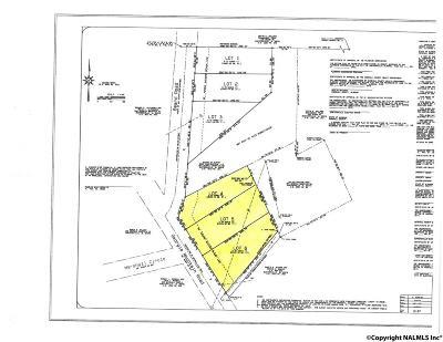 Arab, Guntersville, Albertville, Boaz, Sardis Residential Lots & Land For Sale: 4-6 Georgia Mountain Road
