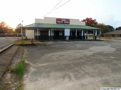 Huntsville, Hunstville Commercial For Sale: 7904 South Memorial Parkway