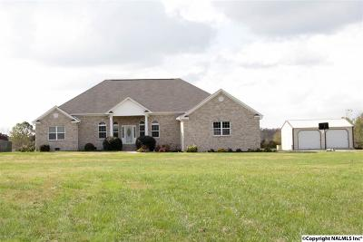 Limestone County, Madison County Single Family Home For Sale: 13555 Zehner Road