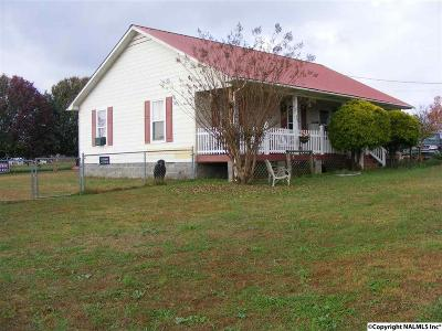 Dekalb County, Marshall County Single Family Home For Sale: 3024 County Road 572