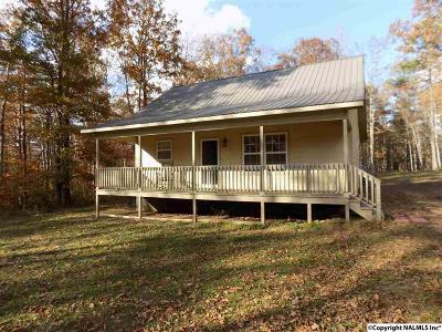 Cedar Bluff, Mentone, Fort Payne, Gaylesville, Valley Head, Menlo, Cloudland Single Family Home For Sale: 3245 Bird Dog Trail