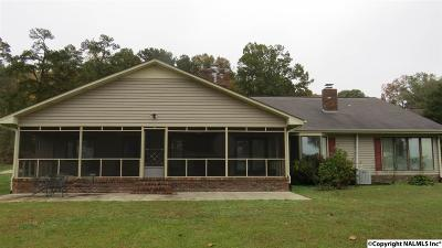 Guntersville Single Family Home For Sale: 2924 Willow Beach Road