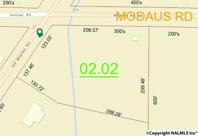 Decatur Residential Lots & Land For Sale: 3734 Old Moulton Road
