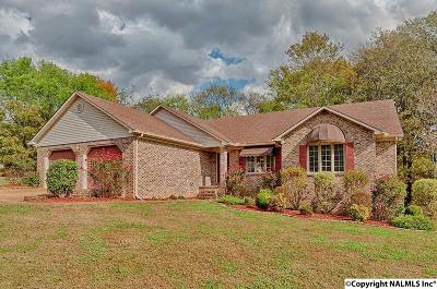 Single Family Home For Sale: 24430 Buckeye Lane