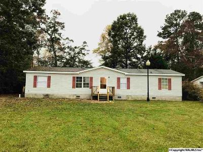Cedar Bluff, Centre, Gaylesville, Leesburg, Mentone Mobile Home For Sale: 805 County Road 658