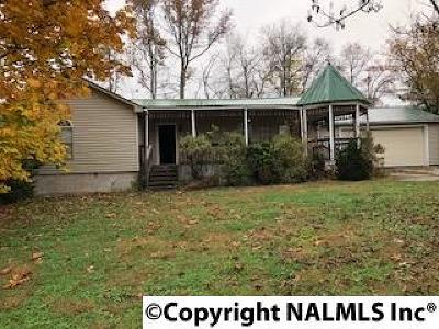 Dekalb County, Marshall County Single Family Home For Sale: 52 Road 9041