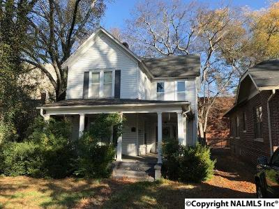 Single Family Home For Sale: 426 Jackson Street