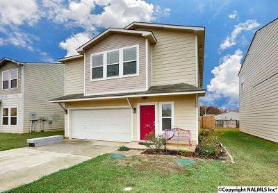 Harvest Single Family Home For Sale: 119 Farmington Drive