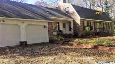 Decatur Single Family Home For Sale: 2704 Wayne Circle