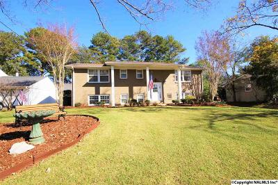 Single Family Home For Sale: 7912 Ensley Drive
