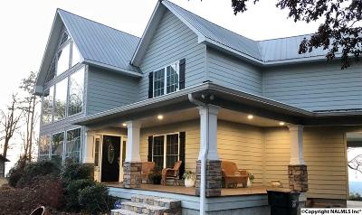 Marshall County, Jackson County Single Family Home For Sale: 455 County Road 176