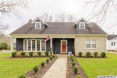 Decatur Single Family Home For Sale: 839 Grant Street