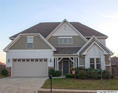 Madison Single Family Home For Sale: 132 Dustin Lane