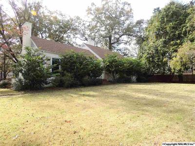 Decatur Single Family Home For Sale: 1601 Stratford Road