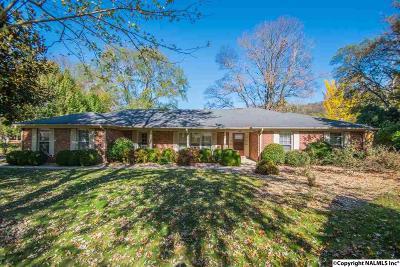 Huntsville AL Single Family Home For Sale: $289,900