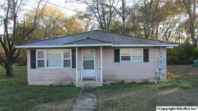 Boaz Single Family Home For Sale: 308 Henderson Road