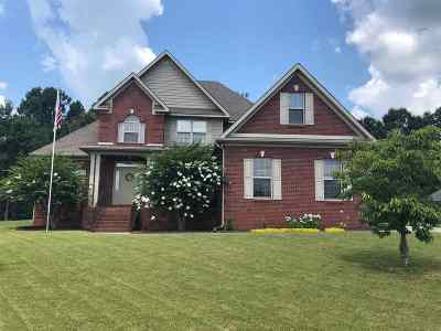 Hazel Green Single Family Home For Sale: 112 Lewis Vann Drive
