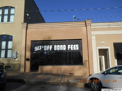 Boaz, Albertville, Arab, Guntersville Commercial For Sale: 2310 Taylor Street
