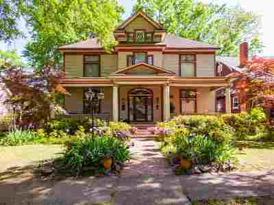 Single Family Home For Sale: 647 Grant Street