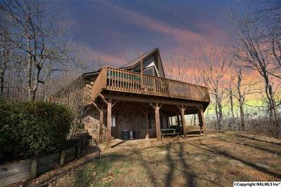 Cedar Bluff, Mentone, Fort Payne, Gaylesville, Valley Head, Menlo, Cloudland Single Family Home For Sale: 1175 County Road 732