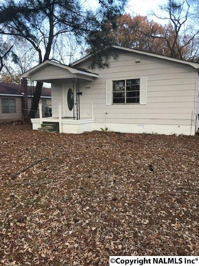 Single Family Home For Sale: 514 13th Avenue