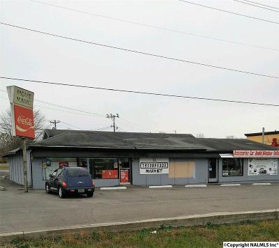 Boaz, Albertville, Arab, Guntersville Commercial For Sale: 6791 Us Highway 431