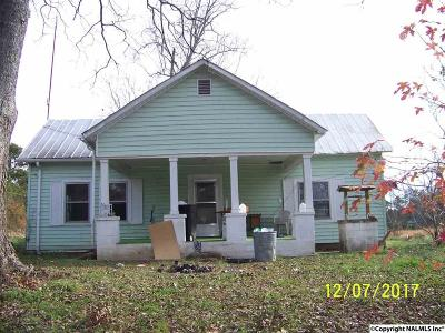 Marshall County Farm For Sale: 654 Hickory Circle