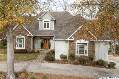 Scottsboro Single Family Home For Sale: 1398 Peninsula Drive