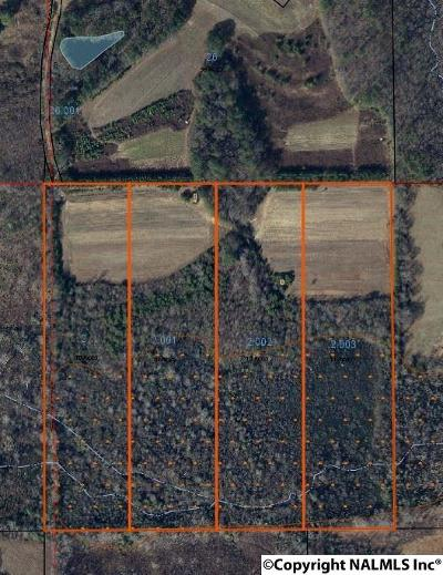 Collinsville AL Residential Lots & Land For Sale: $160,000