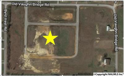 Hartselle Residential Lots & Land For Sale: Old Vaughn Bridge Road