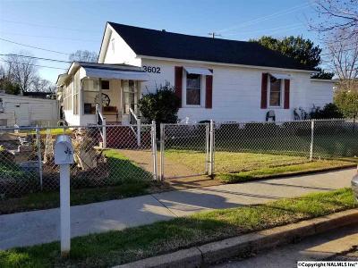 Huntsville Single Family Home For Sale: 3602 Fairview Street