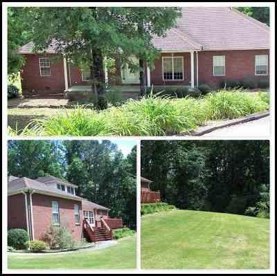 Guntersville Single Family Home For Sale: 120 Deer Walk