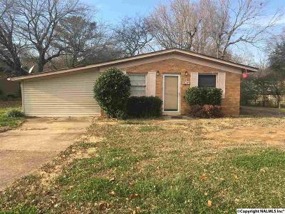 Huntsville Single Family Home For Sale: 3800 NW Mastin Lake Road