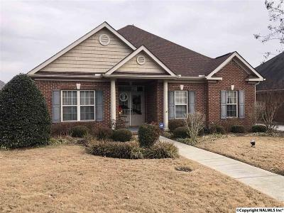Madison County, Limestone County Single Family Home For Sale: 27061 Mill Creek Drive