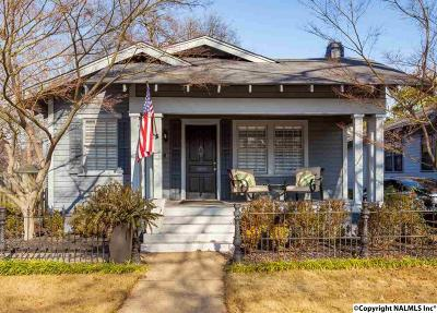 Single Family Home For Sale: 1050 Grant Street