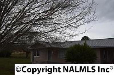 Scottsboro Single Family Home For Sale: 2280 Snodgrass Road