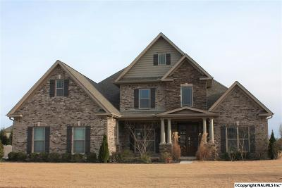 Owens Cross Roads Single Family Home For Sale: 4700 Old Maple Court