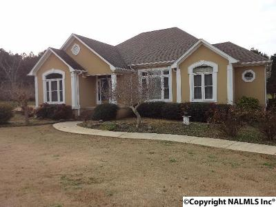 Scottsboro Single Family Home For Sale: 208 Wimberly Drive